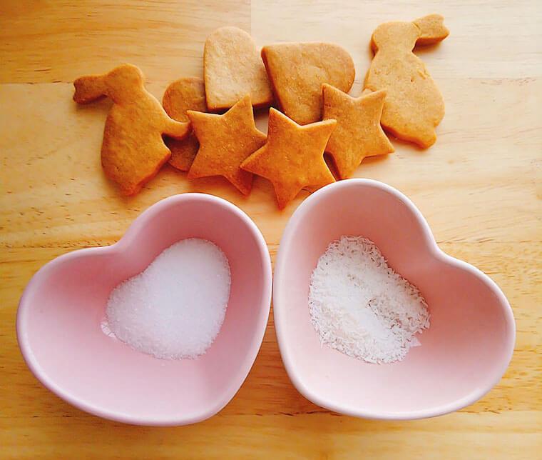 アイシングクッキーの材料