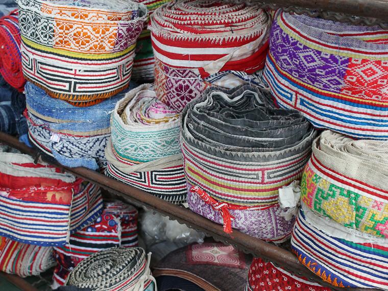 チェンマイの民族工芸