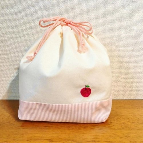 刺繍で彩るお弁当袋ワークショップ@二子玉川 蔦屋家電RELIFE STUDIO FUTAKO