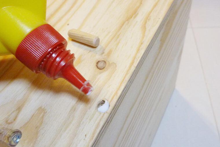 木箱DIY